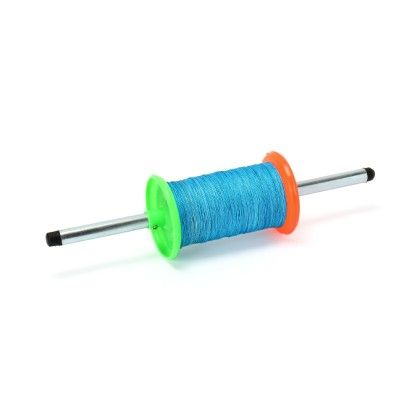 Kite Reel Or Spool Blue - Kite Flier