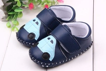 Baby Boy Soft Sole Shoes - ALLE ALLE