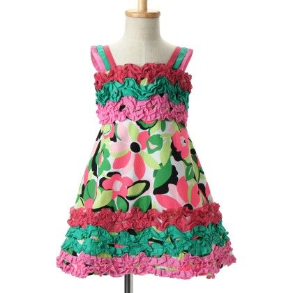 Marshmallow Cotton Fdress With Cotton Crepe Lining