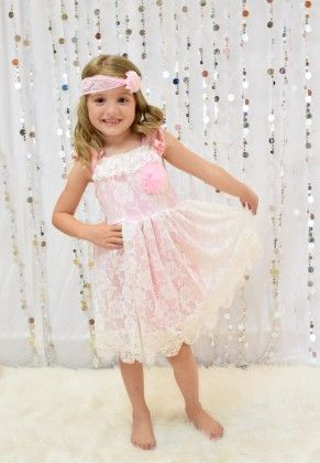 Princess Lace Dress - Dress Up Dreams