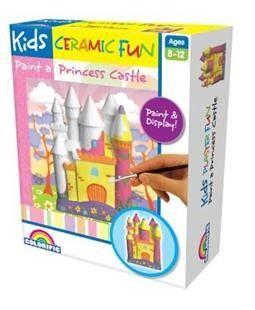 Kids Projects Paint A Castle - Colorific Education