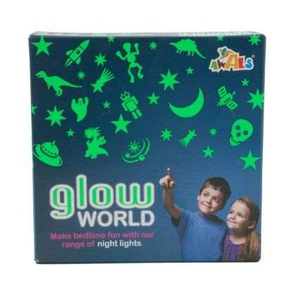 Glow World - It's All About Me