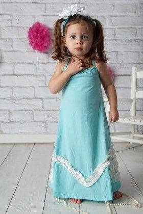 Spaghetti Strap Maxi Dress - Dress Up Dreams - 246593