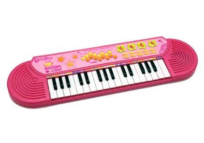 32 Key Electronic Keyboard - Light Effects - Bontempi