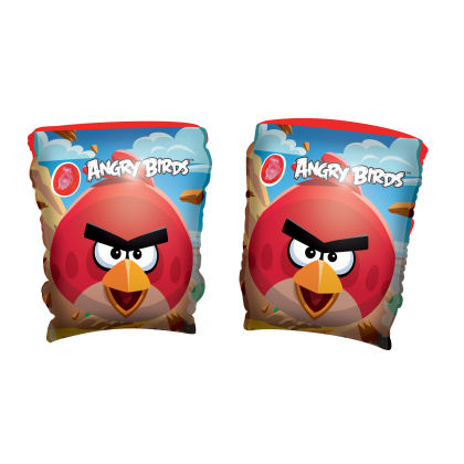 Angry Birds Arm Bands - Wet Products