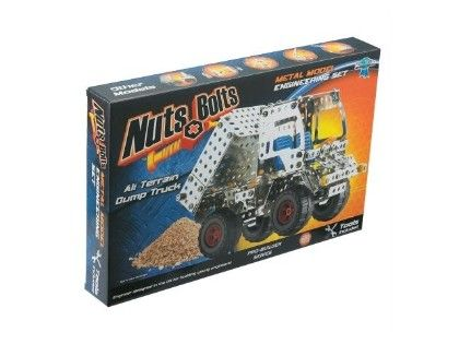 Nuts And Bolts Pro Builder All Terrain Dump Truck - Talicor