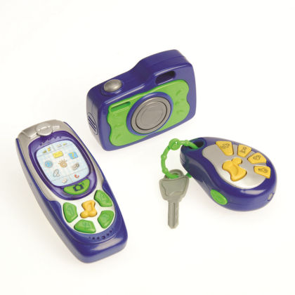 First Electronic Role Play Set - Constructive Playthings