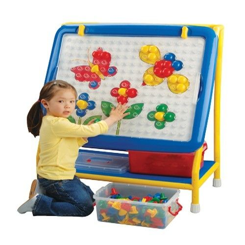 Complete All-in-one Learning Board Set - Constructive Playthings