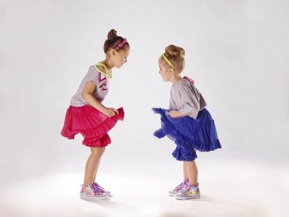 Navy Skirt - Dodo Kids