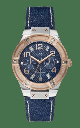 Guess Blue Jet Setter Watch - Guess Watches