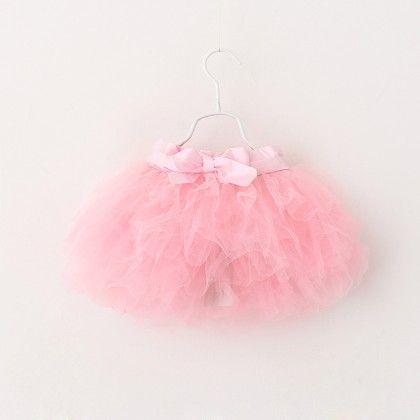 Pink Tutu Skirt - Mauve Collection