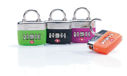 Birthday Lock Assorted 1 Unit - Go Travel
