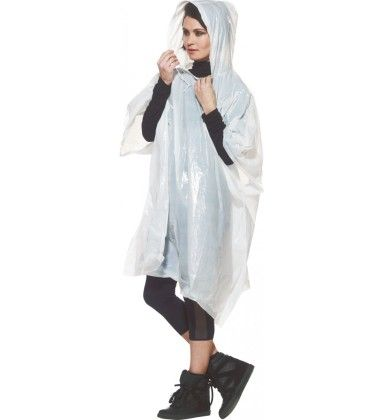 Poncho & Pouch Assorted - 1 Unit - Go Travel