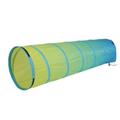 Yellow Tie Dye Tunnel - Pacific Play Tents