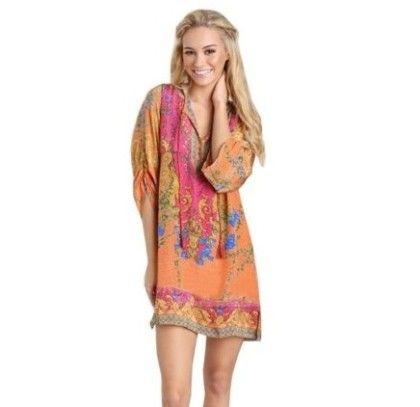 Floral Print Mini Dress - Drape In Vogue