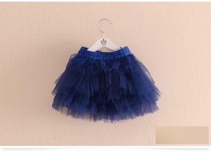 Blue Tutu Skirt - Mauve Collection