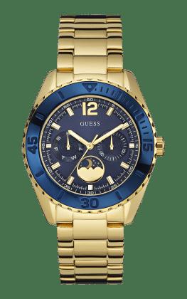 Guess Gold Tone Moonstruck Watch - Guess Watches