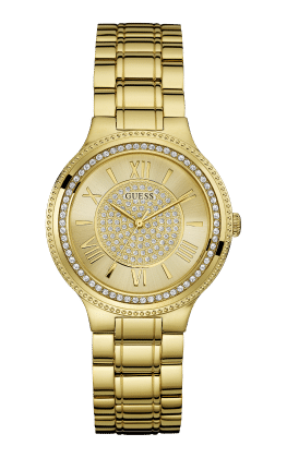 Guess Gold Tone Madison Watch - Guess Watches