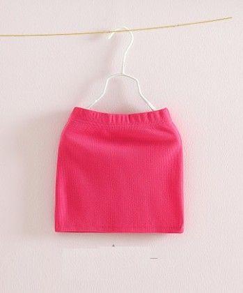 Rose Cute Pencil Skirt - Mauve Collection