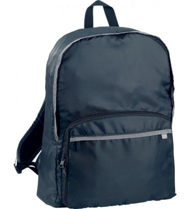 Light Weight Foldaway Backpack Assorted - Go Travel