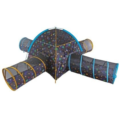 Galaxy Combo Junction With Glow In The Dark Stars - Pacific Play Tents