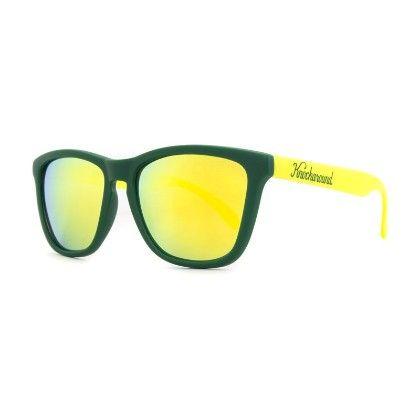 Classic Premium Sunglasses Green And Yellow Yellow - Knockaround