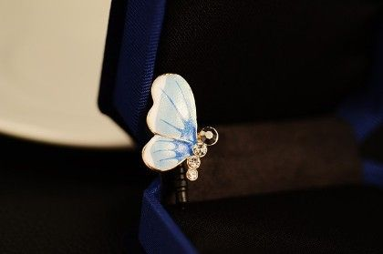 Butterfly Mobile Dust Plug - Flaunt Chic