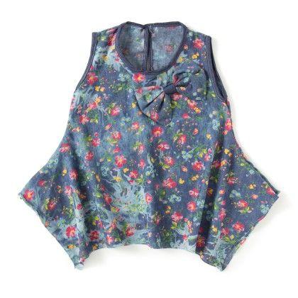Plain Dress With Bow On Neck Dress - O2
