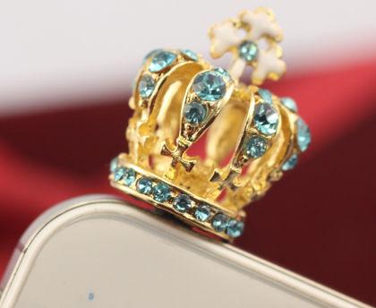 Crown Queen Mobile Dust Plug - Flaunt Chic