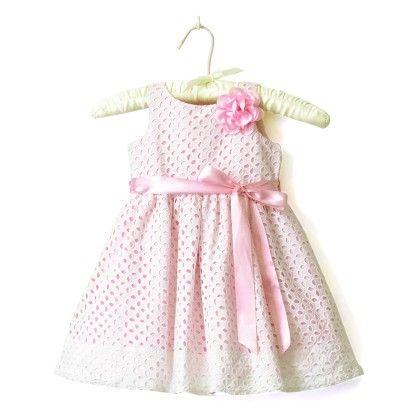 Floral Pretty Pink Dress - Nitallys