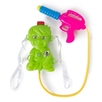 Ben 10 Watergun - Holi Splash