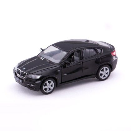 Kinsmart Bmw X6 - Black - PlayMate