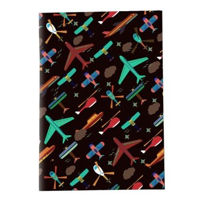 Flights Of Fancy & Sea Farer Notebook Set Of 2 - The Elephant Company