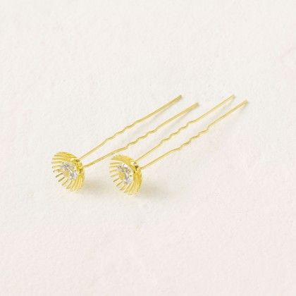 Lavish Hair Pins - Lavish Jewels