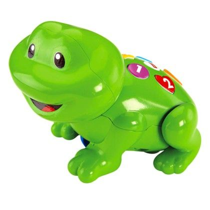Laugh And Learncount With Me Froggy, Multi Color - Fisher Price