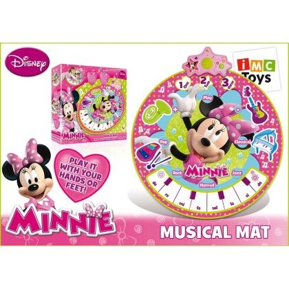Musical Matt Minnie - IMC Toys