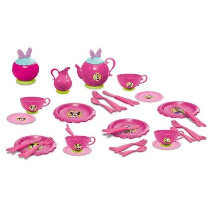 Minnie Tea Set - IMC Toys
