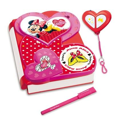 Minnie Secret Diary Electronic - IMC Toys