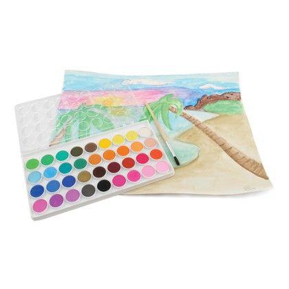 Lil Watercolors Paint Pods (set Of 36) - International Arrivals