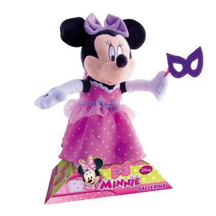 Minnie Ballerina - IMC Toys