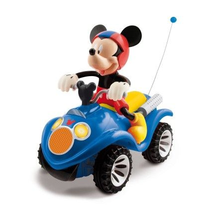 Remote Control Quad Mickey - IMC Toys