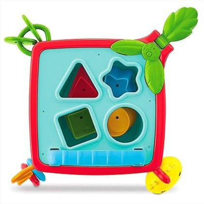 Play & Learn Activity Cube - Fisher Price