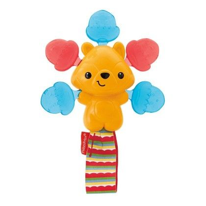 Clickity-clack Rattle Acorn Squirrel, Multi Color - Fisher Price