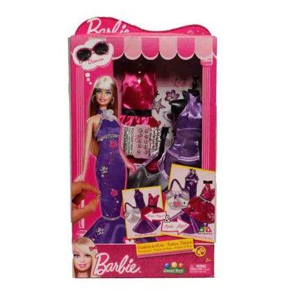 Barbie Mini Fashion Designer Sets - Play Planet