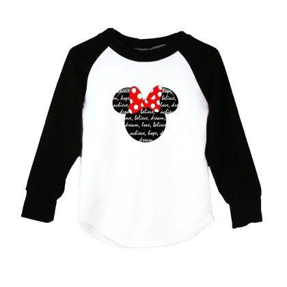 Cute Bow Black Shirt - Dress Up Dreams