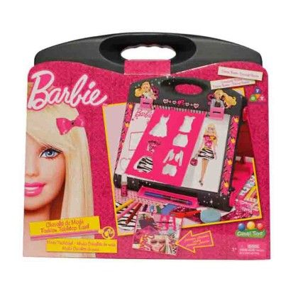 Barbie Table Top Easel - Play Planet