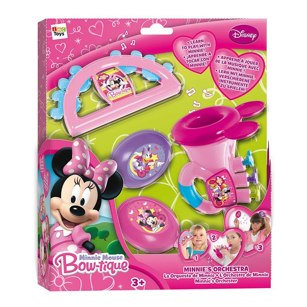 Minnie Musical Instruments Set - IMC Toys