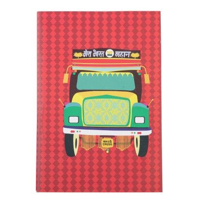 Notebook New Transport Set Of 2 - The Elephant Company