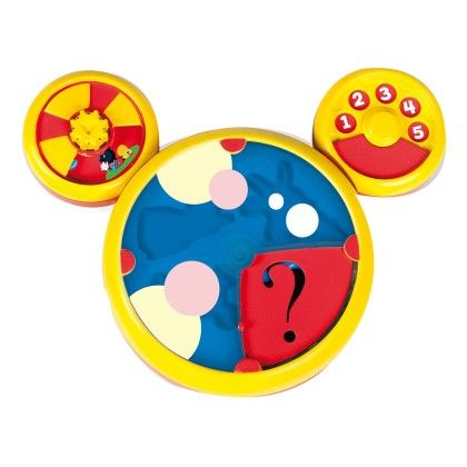 Clubhouse Mickey Toodles - IMC Toys