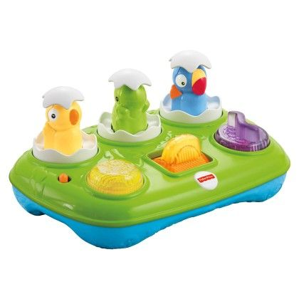Musical Pop-up Eggs - Fisher Price